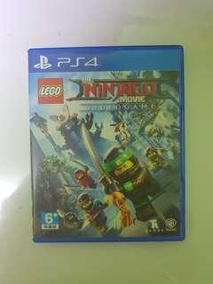 PS4 LEGO The Ninjago Movie Video Game