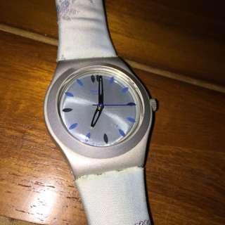 Swatch to let go