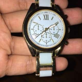 Mint Blue Watch
