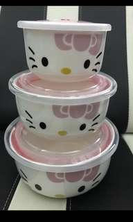 Hello kitty Airtight Container Ceramic