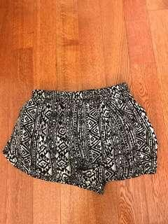 Forever21 Printed Shorts