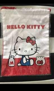 Hello kitty Drawstring pouch