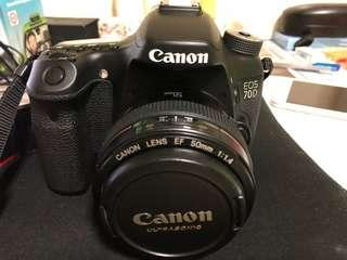 canon 70d (body only)
