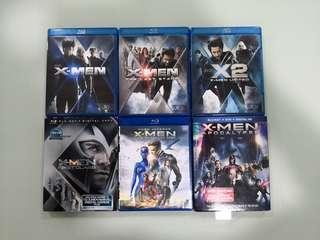 X Men Complete Series Blu Ray!
