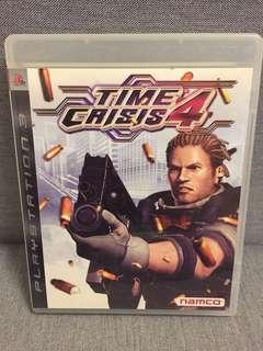 PS3 Game Time Crisis4