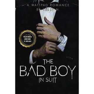 Novel Bad boy in suit