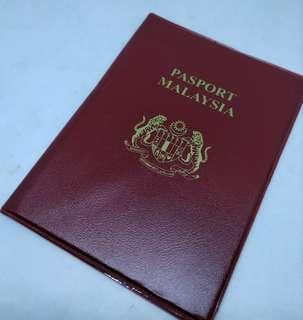 Passport cover malaysia PU