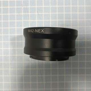 M42 Screw Mount to Sony E-Mount Adapter