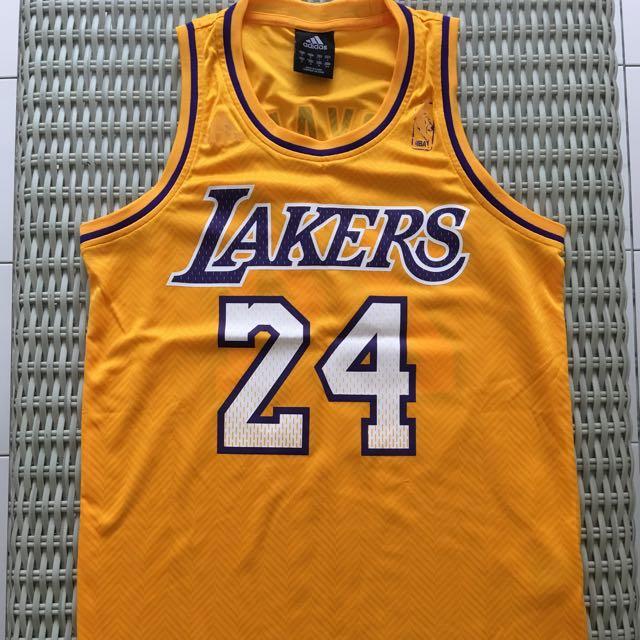 2a194eb1ab3 Adidas💯% Authentic  Kobe Bryant  Los Angeles Lakers basketball ...