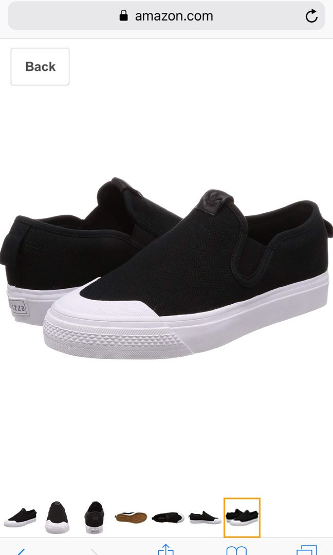 2af7ca7dbfa Adidas Nizza W women s slip on
