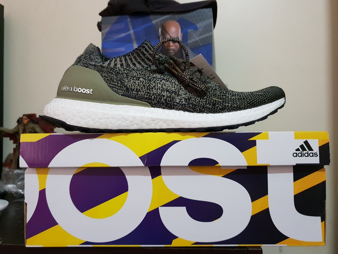 bb47f2648bff Adidas Ultraboost Uncaged EQT Bask Campus Kids