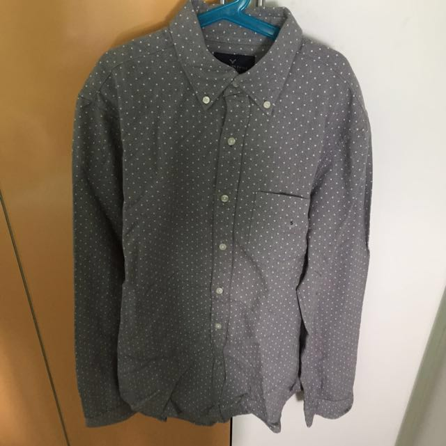 a447f5d5 American Eagle Outfitters Shirt, Men's Fashion, Clothes, Tops on ...
