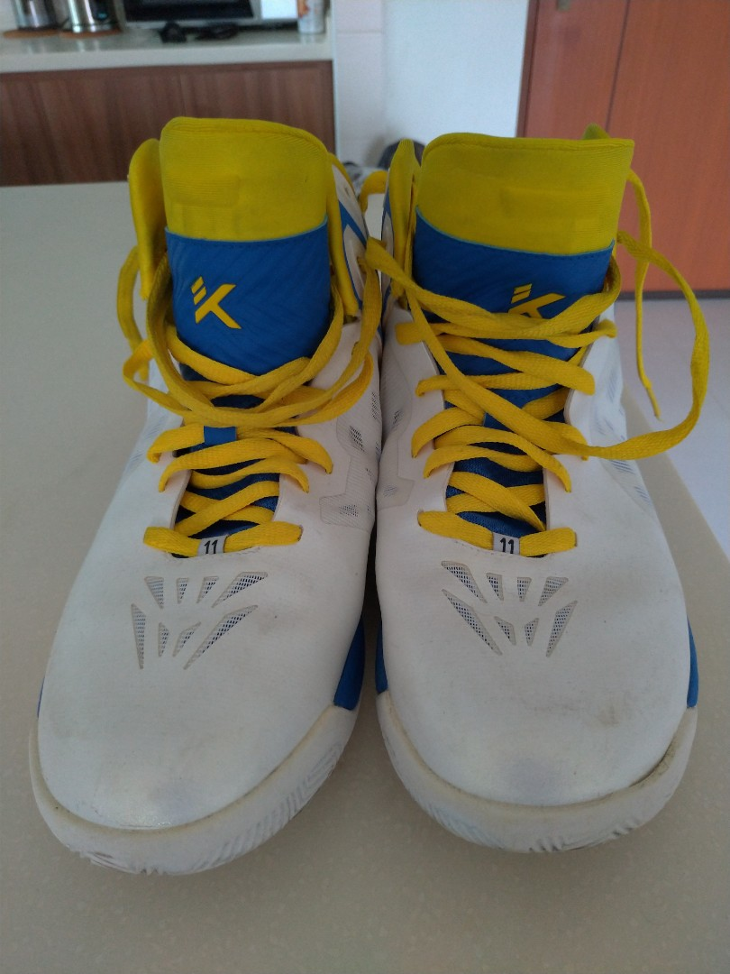 af5259163d8 Anta Klay Thompson 2 Basketball Shoes