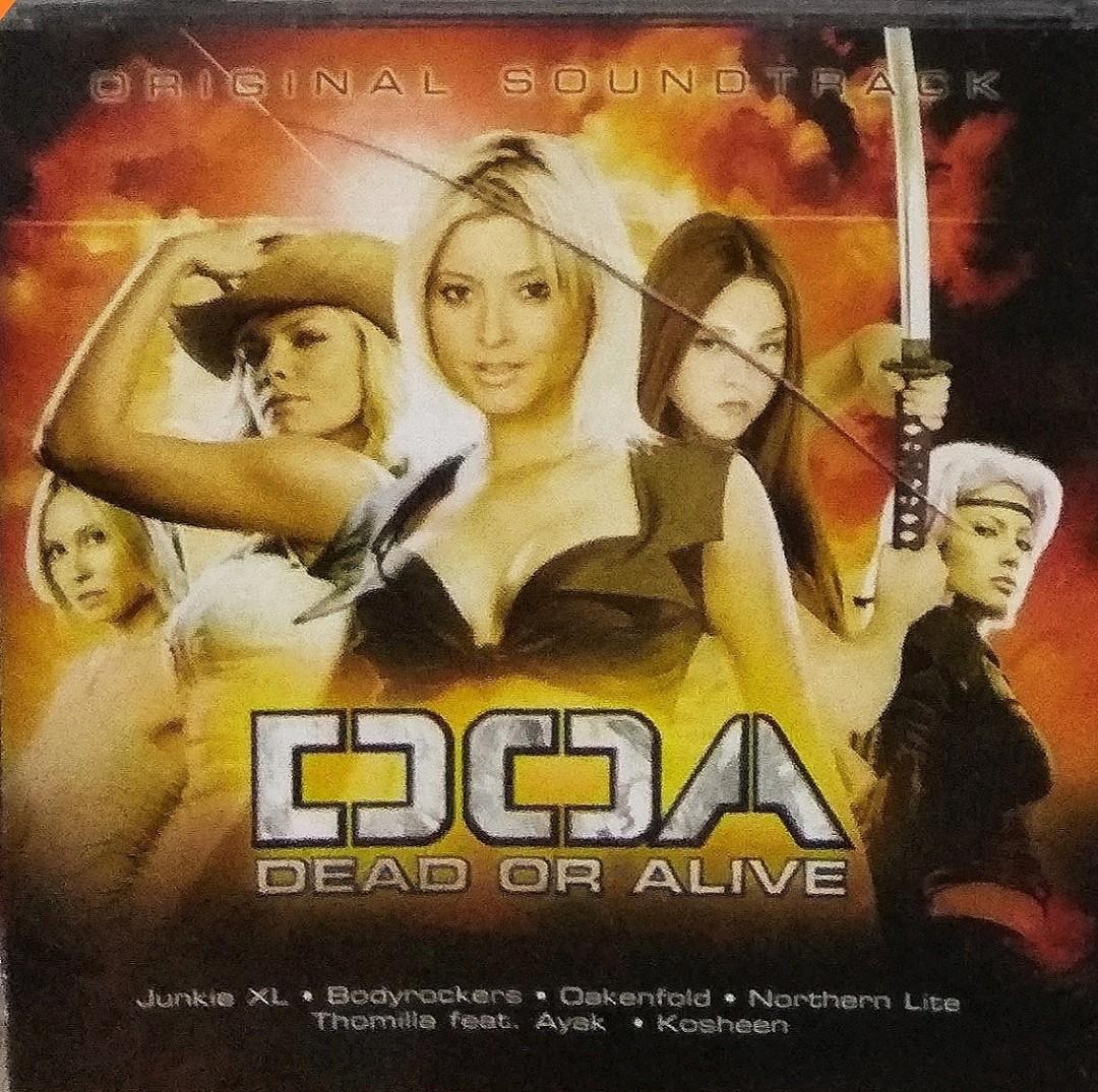Arthcd Doa Dead Or Alive Soundtrack Cd Music Media Cds Dvds