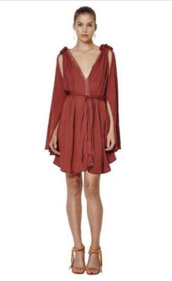 Bec & Bridge tiny dancer dress