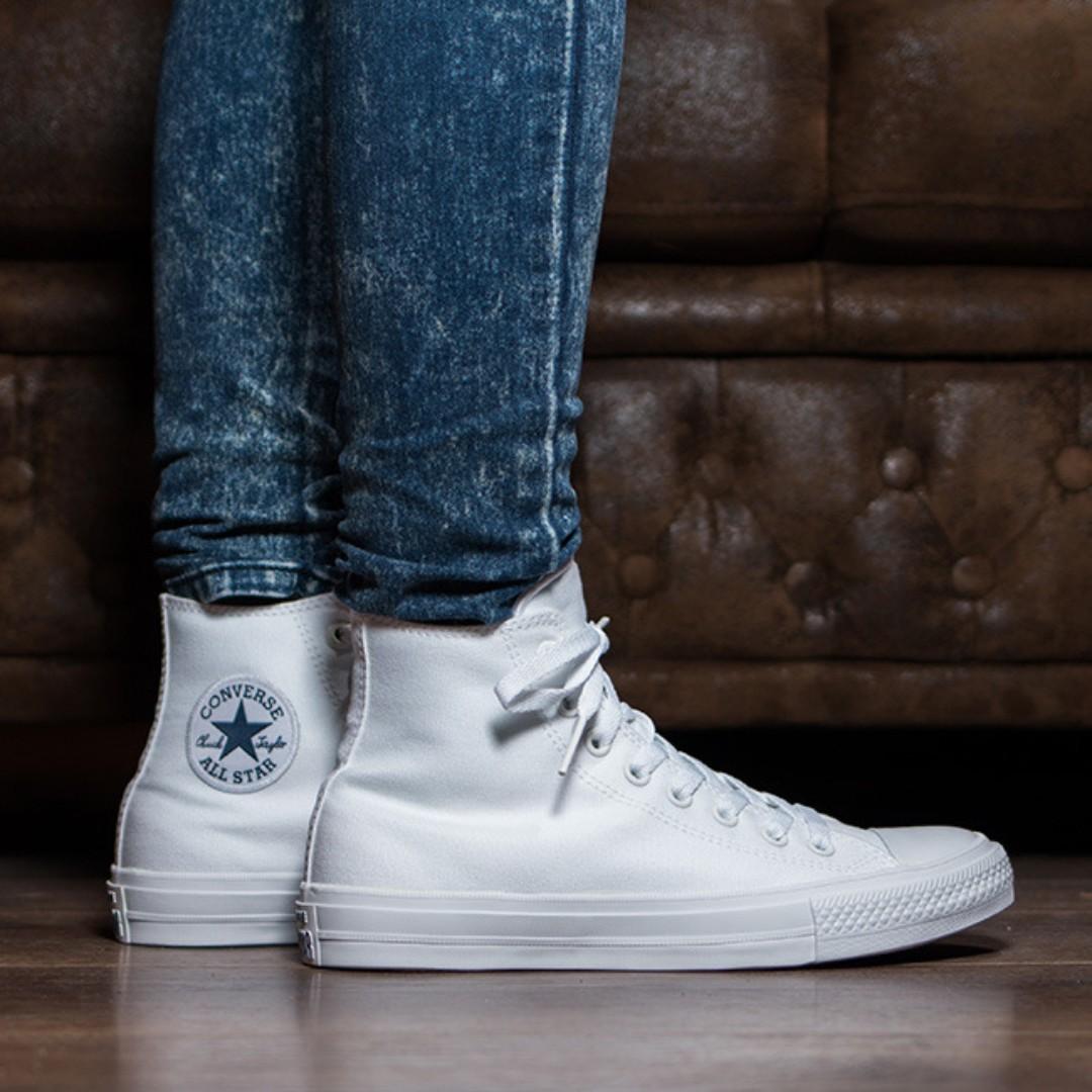 794c0be10831 BNIB  Converse Chuck Taylor All Star II   2 Hi Unisex Sneakers ...