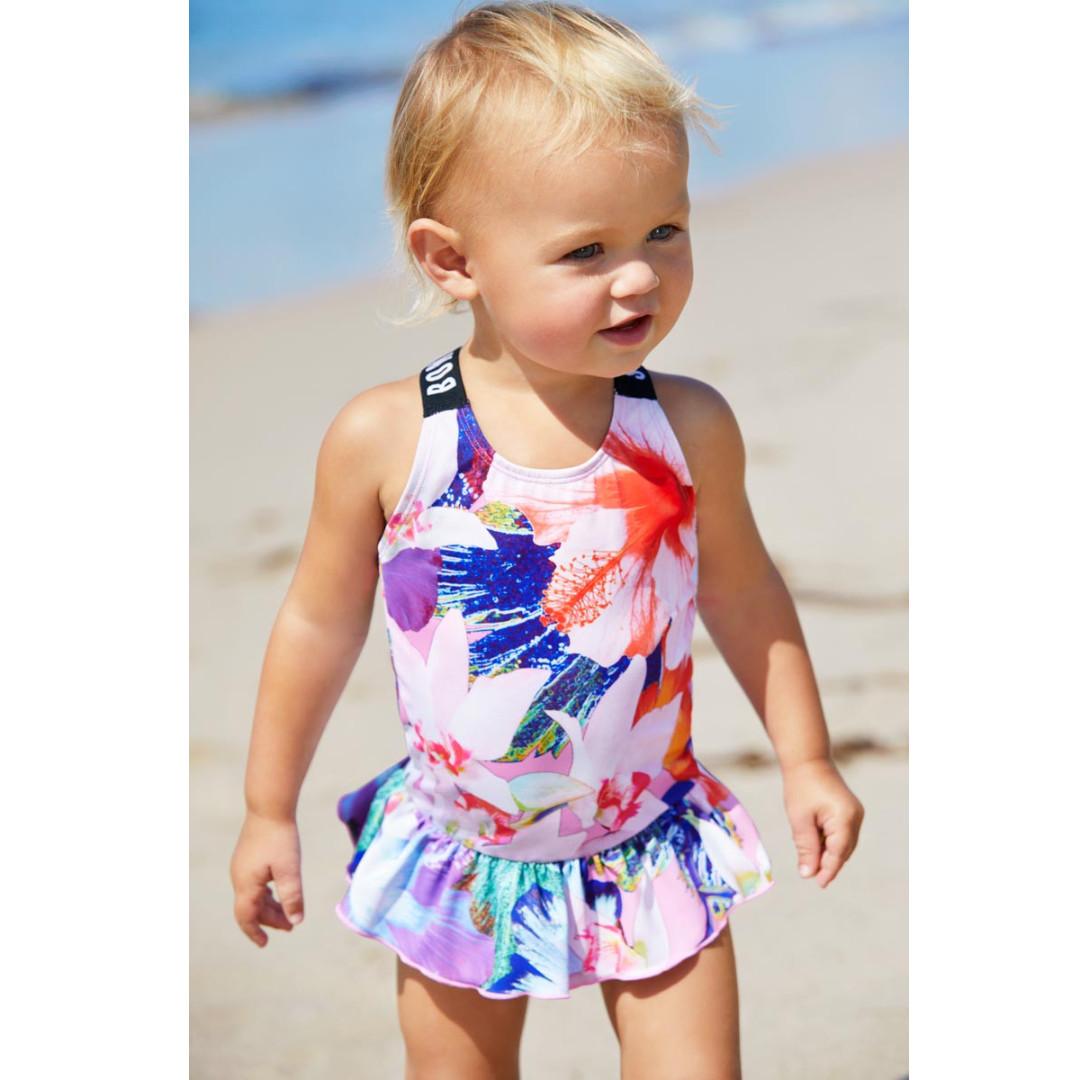 676afd8eff26 #3x100 Bonds Baby Swim One Piece Swimwear Size 1, Bayi & Kanak-kanak,  Pakaian dan Aksesori Bayi di Carousell