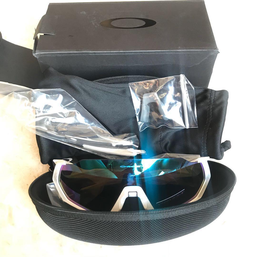 f660d1491dd Brand New Oakley Flight Jacket White