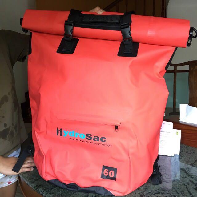 Clearance sale ! Genuine Hydrosac waterproof Backpack 23d7c38eb8d72