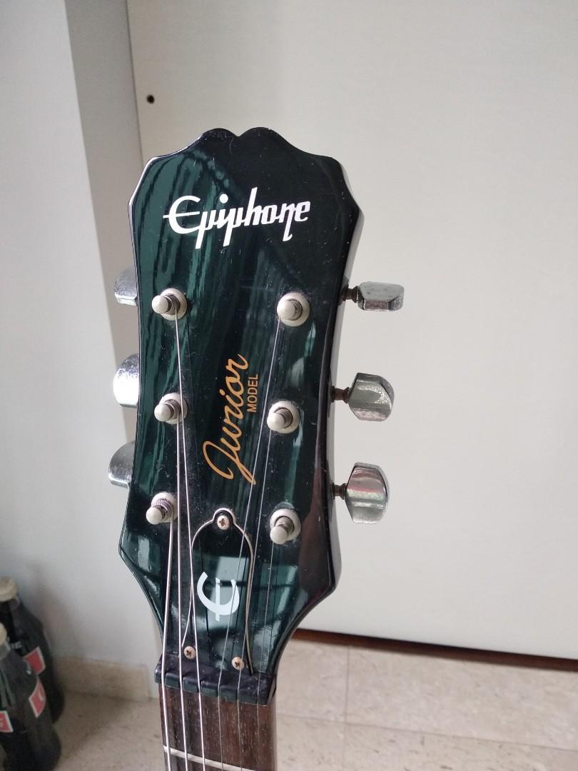 Epiphone - Les Paul Junior, Music & Media, Music Instruments