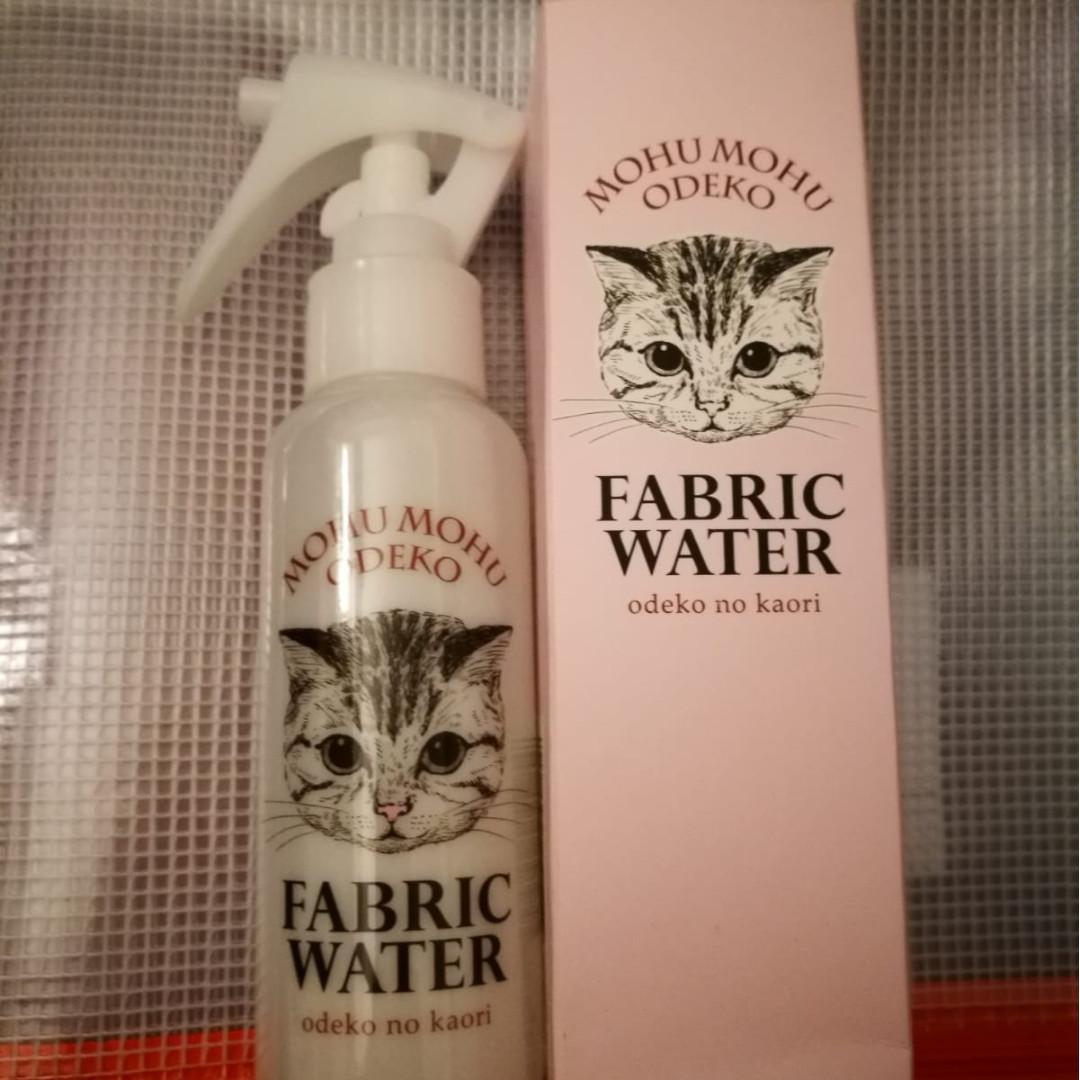 Fabric Water 貓咪前額香味的織物噴霧劑 MOHU ODEK 100% new