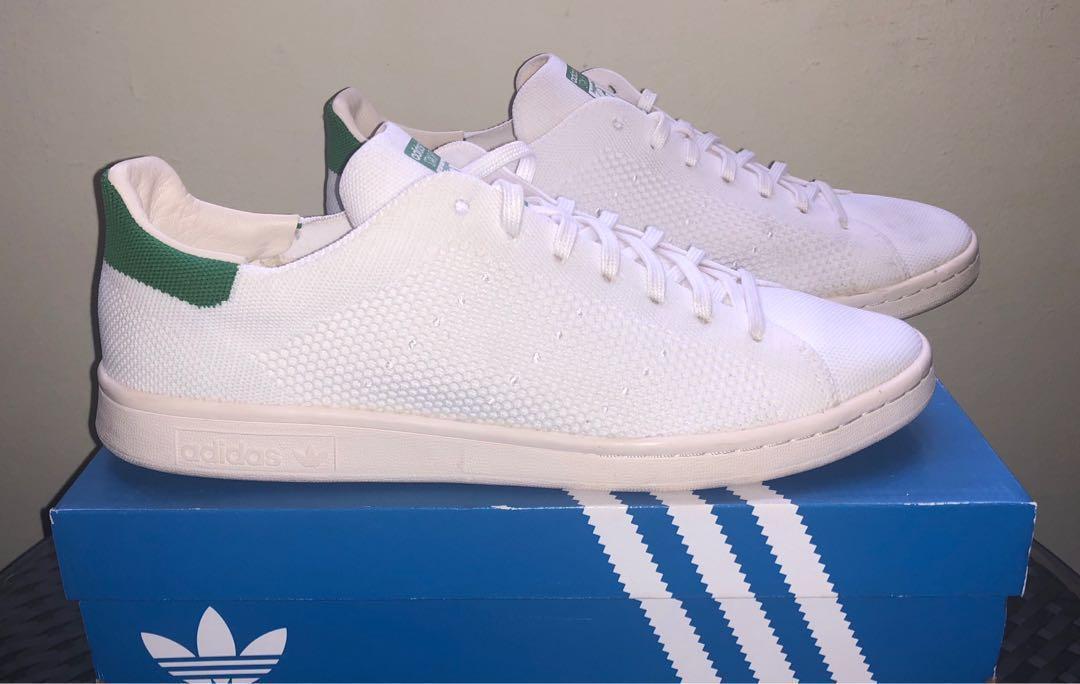 half off a8f18 ab0e0 Genuine Adidas Stan Smith Boost Primeknit - Classic, Men's ...