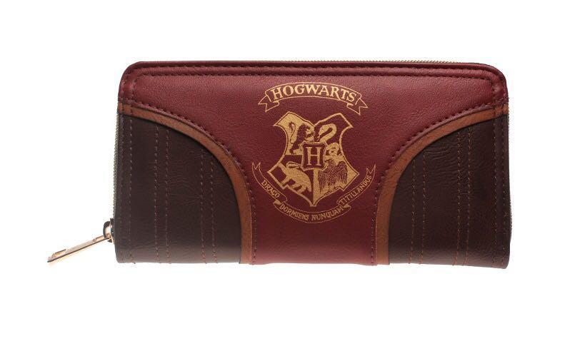 Harry Potter Hogwarts Women Wallet
