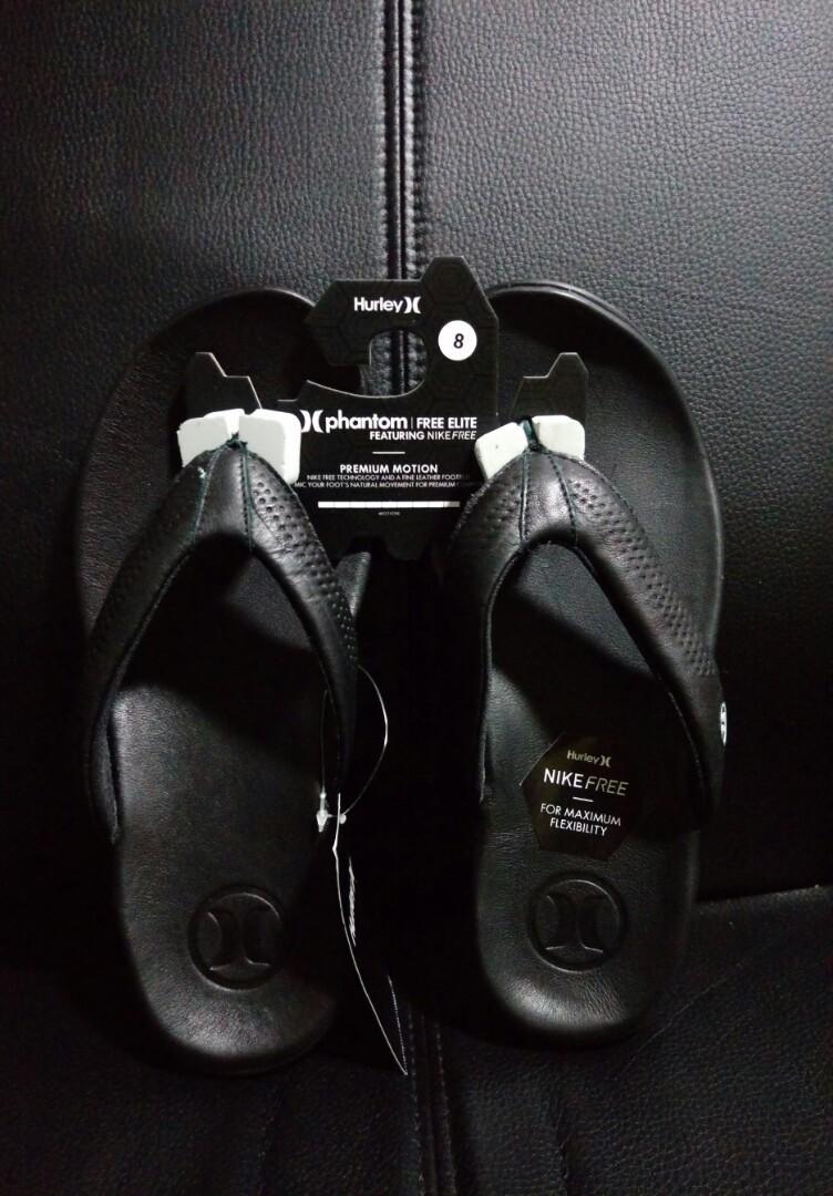 wholesale dealer 84e53 31f7a Hurley Phantom Free Elite Sandals Thongs Slippers, Men's ...