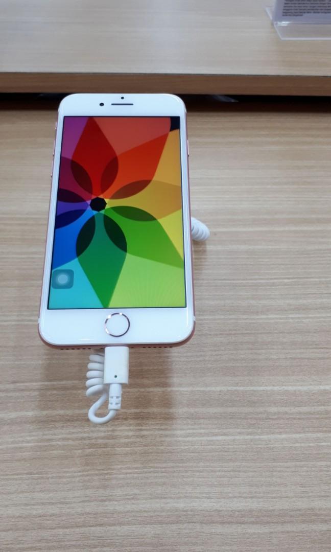 jual kredit iphone 6s plus 32gb resmi rose gold kredit