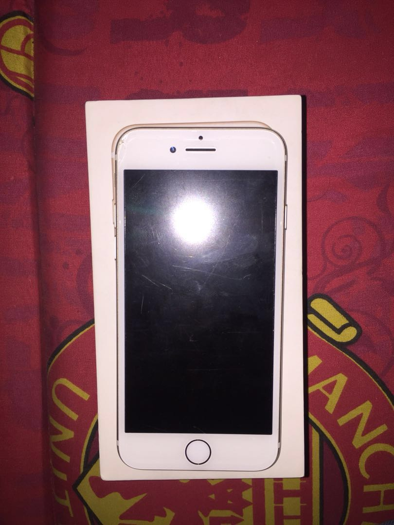 Iphone 7 128 Gb Paling Fullset Nego Cod Elektronik Telepon Samsung S6 Edge 32 Jakarta Gojek Mulus Like New S 6 32gb Seluler Di Carousell