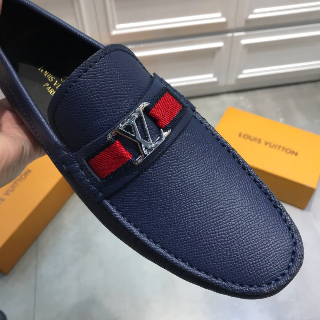 132caa60f44 list4sb Louis Vuitton LV Shoes   Loafer ✅Premium Grade (Top Quality ...