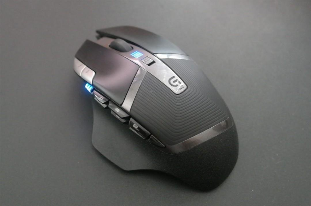 Logitech G602 Wireless Gaming Mouse, Electronics, Computer
