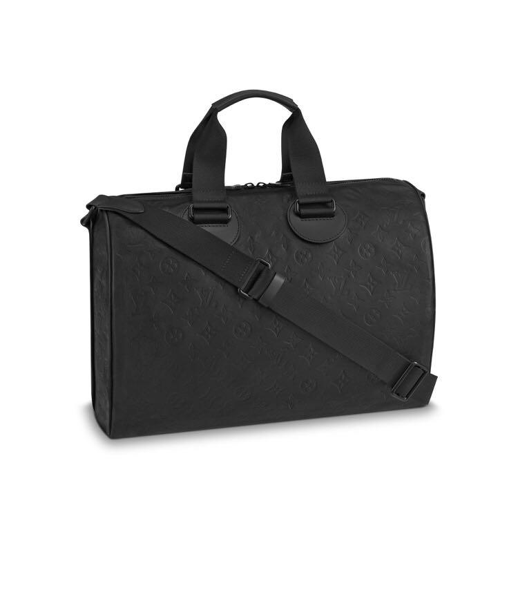 94757e5b8b Louis Vuitton Speedy Bandouliere 40 Monogram Shadow