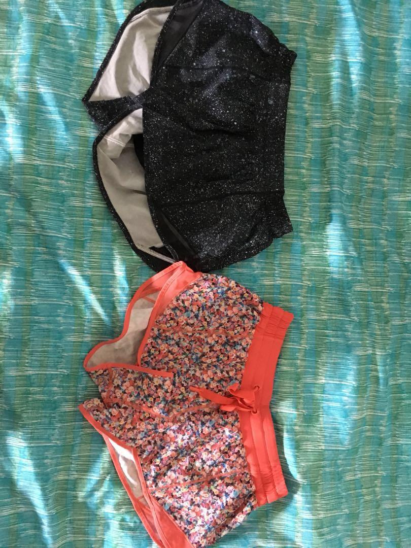 Lululemon Hotty Hot shorts Can 4 Aus 8