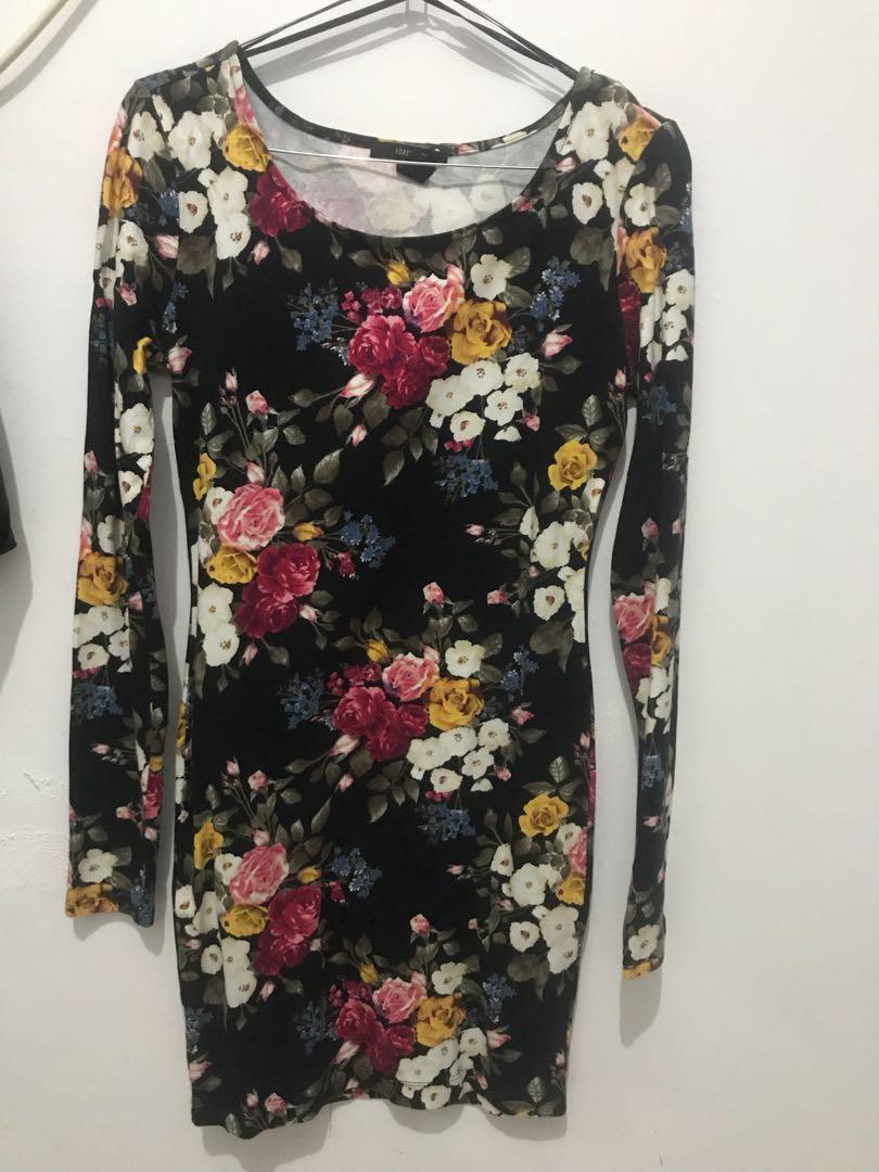 Midi Dress Forever 21