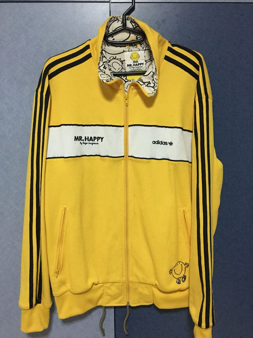 74bb99159df3 Mr Happy Limited Edition Adidas Jacket