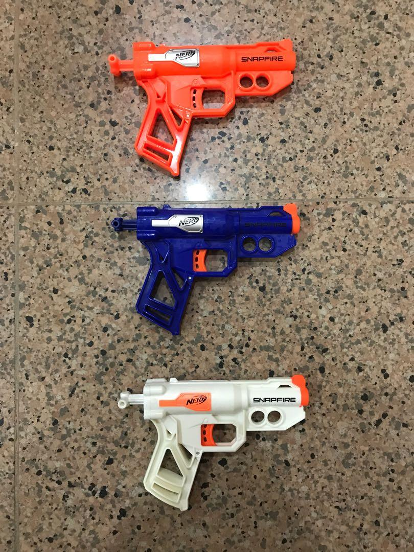 Nerf-Snapfire, Toys & Games, Others on Carousell