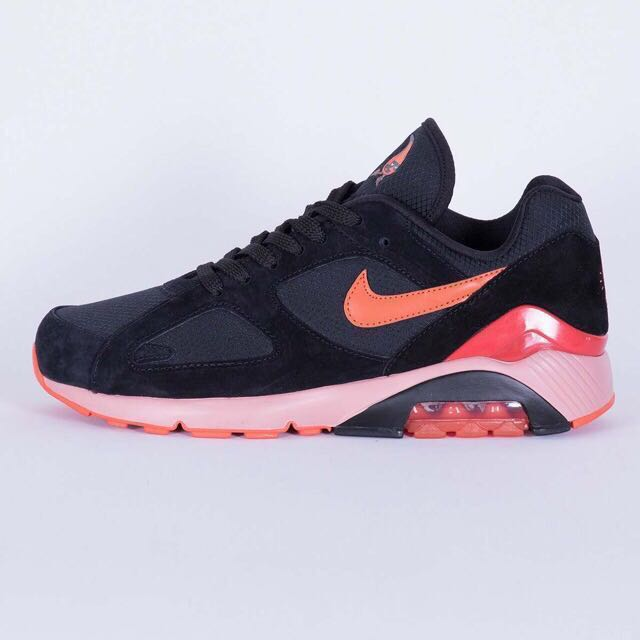 "innovative design 14f8f 02cfa Nike Air Max 180 Ice and Fire Pack ""Fire"", Men's Fashion, Footwear, Sneakers  on Carousell"