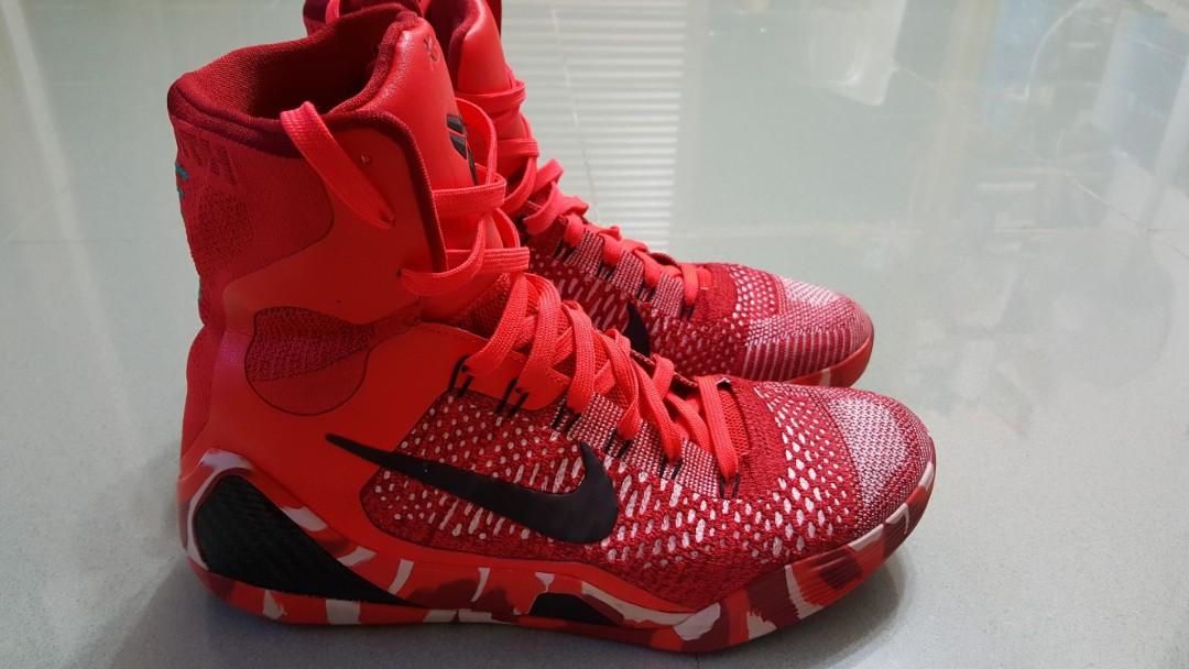 lowest price 3f39f 933ff Nike Kobe 9 Christmas 2014 特別版
