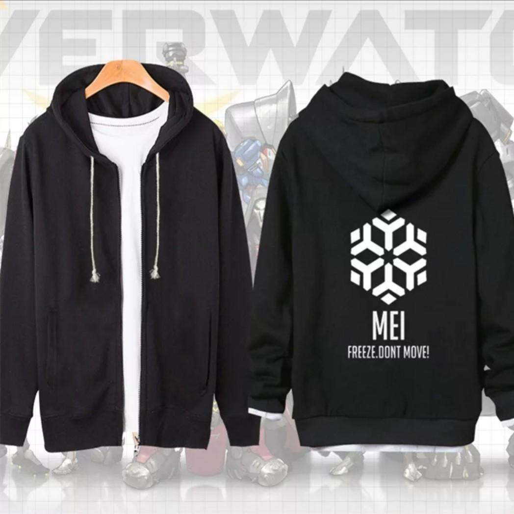 PO] Overwatch Jacket/Hoodie, Men's Fashion, Clothes