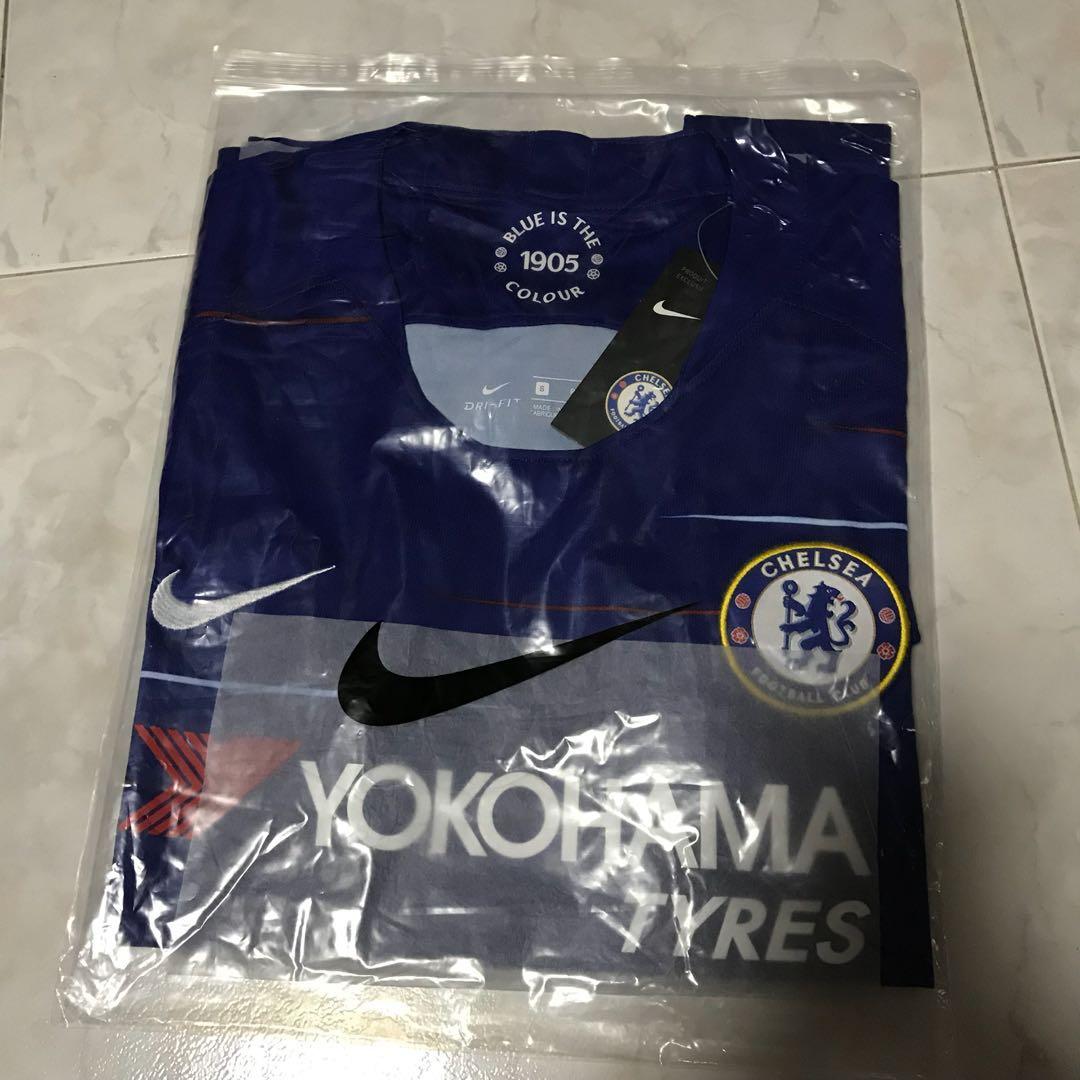 384a011cd00 Replica Chelsea FC Home Jersey 2018 2019