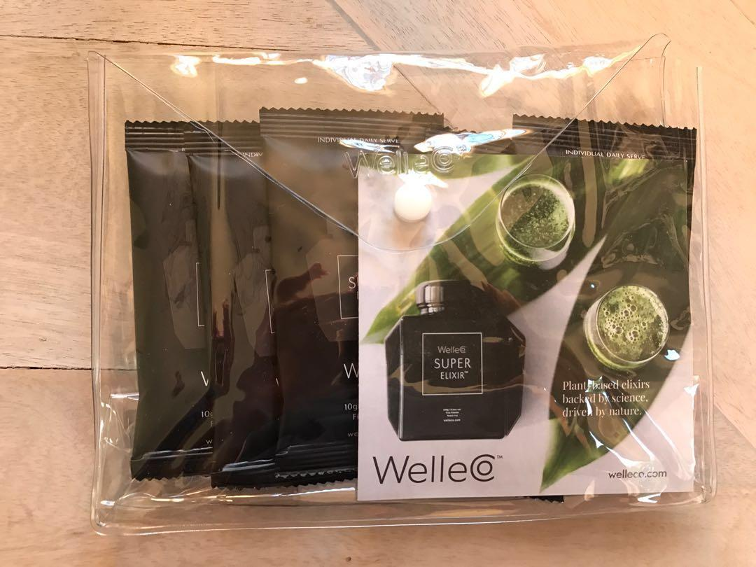 WelleCo The Super Elixir 5 Day Trial Pack