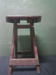 🚚 早期折合椅