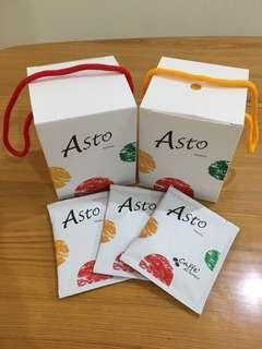 ASTO  Sidamo  濾掛式咖啡包