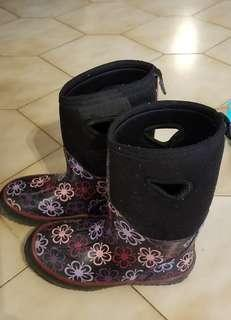 Rain boots, Storm by Cougar, size 2 girls