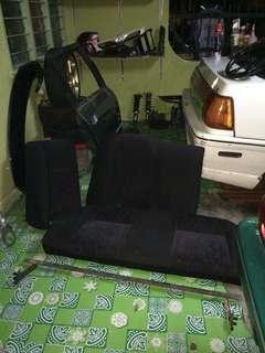 SEAT BELAKANG PUTRA
