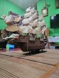 Replica kapal