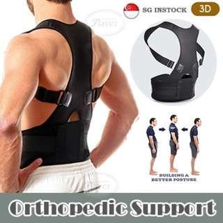 fba5320bc53 ✓FREE DELIVERY Posture Corrector Back Support Therapy Brace Shoulder Back  Support Belt 💖