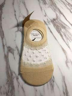 🚚 透膚帆船襪