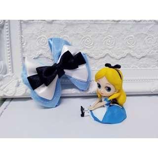🚚 手作 愛麗絲 髮夾